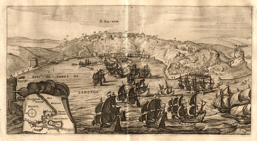 S.Salvador. Imagen cedida por el Servicio de Archivos y Bibliotecas de la Universidad de Salamanca