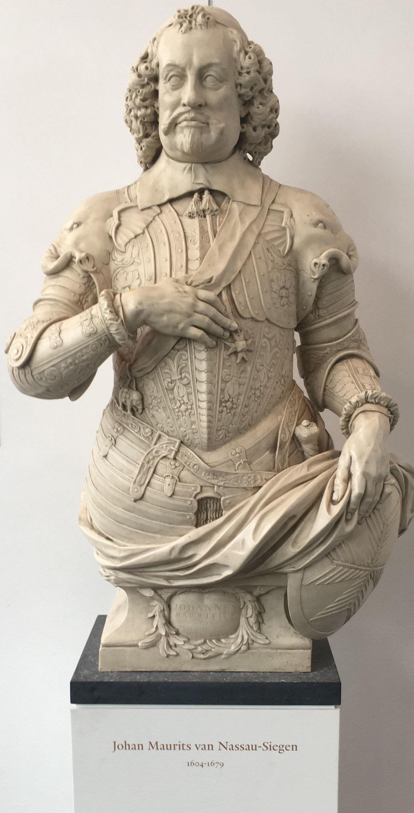 48a53b017 Johan Maurits van Nassau-Siegen (João Maurício de Nassau)