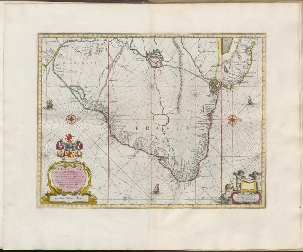 grooten atlas, oft, Werelt-beschryving, in welcke 't aertryck, de zee, en hemel, wordt vertoont en beschreven
