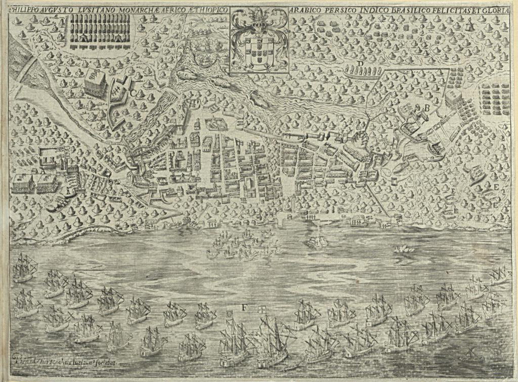 Salvador de Bahia (1625)
