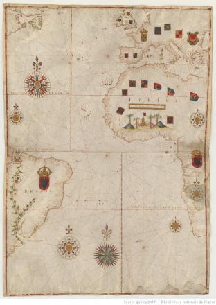 [Atlantique et Méditerranée]