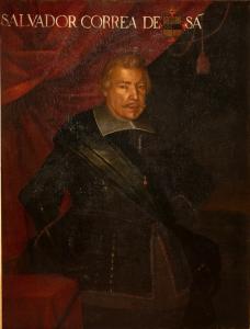 Salvador Correia de Sá e Benavides, (Correa de Sá e Benevides)